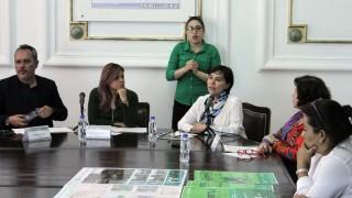 Titular de Sedema se reúne con la Comisión de Desarrollo Rural del Congreso local